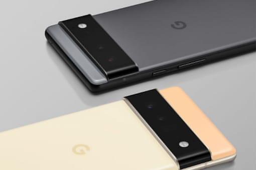 """There is no exact launch date for the Pixel 6 series, but Google has said that the Pixel 6 and 6 Pro are """"Coming Fall 2021"""" or """"Coming this autumn."""" (Image Credit: Google)"""