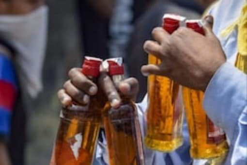 Police said spurious liquor blended with Methanol is prepared by some unscrupulous elements for fast money but such composition is fatal. (Image: PTI)