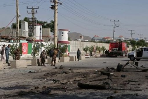Kabul was rocked by multiple blasts on Tuesday night. (Representational image from AFP)