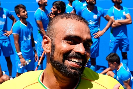 PR Sreejesh played a major role as India win elusive Olympic medal in hockey (Twitter)