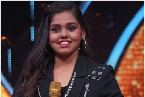 Shanmukhapriya is one of the contestants going into the grand finale of Indian Idol 12 on August 15