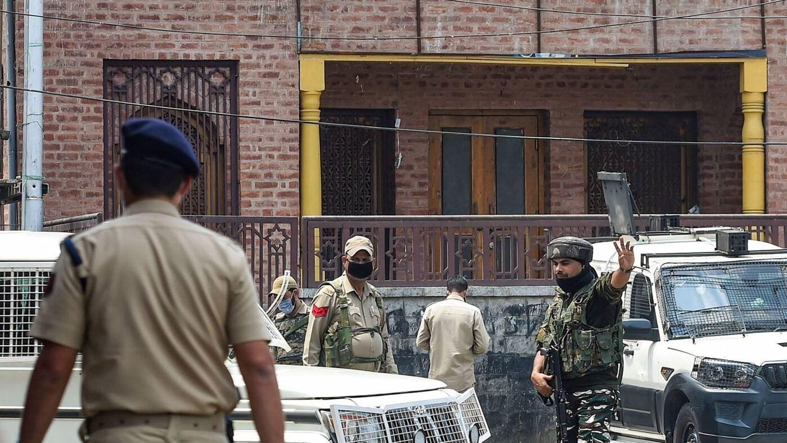 J&K Admin Orders Transfer, Posting of Senior Police Officers in Kashmir