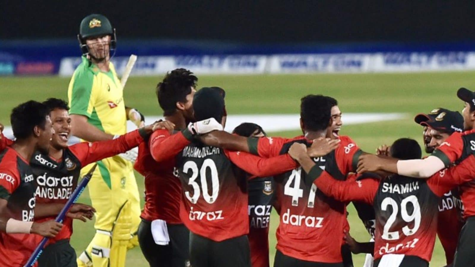Bangladesh Create History With Series Win in Mirpur