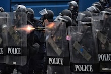 Thai Police Fire Rubber Bullets, Tear Gas at Protesters