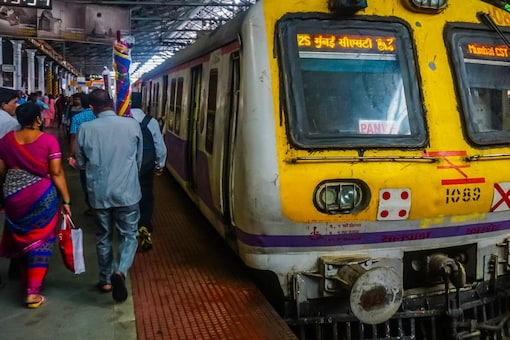 Currently, local train services in Mumbai are operational for essential and emergency workers, who travel with an ID card. (Representational Image: Shutterstock)