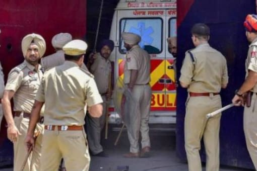 Punjab government transferred 36 Indian Police Service and 14 Punjab Police Service officers with immediate effect. (Representational image from PTI)
