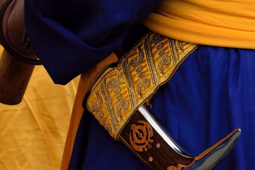 Sikh students asked to remove kirpan before appearing for exam (Image by Shutterstock / Representational)