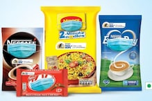 Nestle Covers Logos of Maggi, KitKat, Nescafe with Masks to Raise Covid-19 Awareness