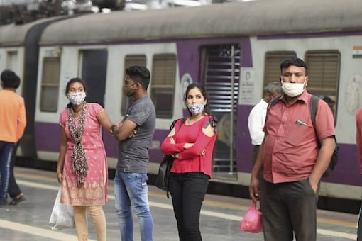 The suburban train services in the metropolis were suspended for general public in April this year when the second wave of the coronavirus pandemic was at its peak in Maharashtra. (Image: PTI)