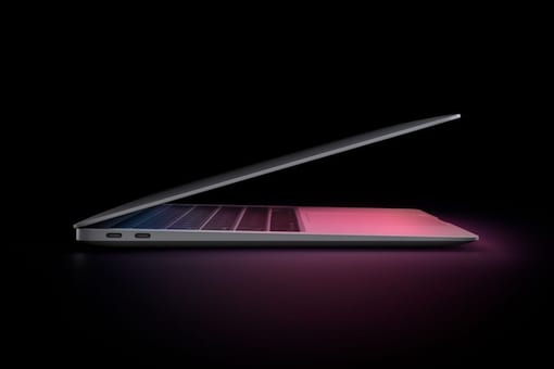 Apple MacBook Air with M1 processor was launched in November 2020. (Image for representation)