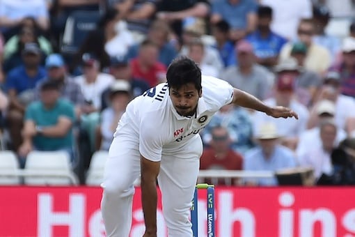 Shardul Thakur ruled out of second Test (AP Photo)