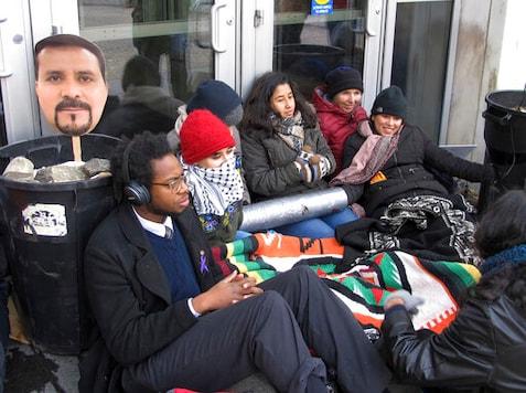 Supporters Cheer Temporary Reprieve Of Ecuadorian Immigrant