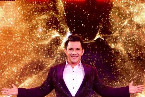 Indian Idol 12 host Aditya Narayan