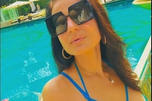 Ameesha Patel Oozes Oomph In Racy Bikinis, Check Out The Diva's Gorgeous Pictures
