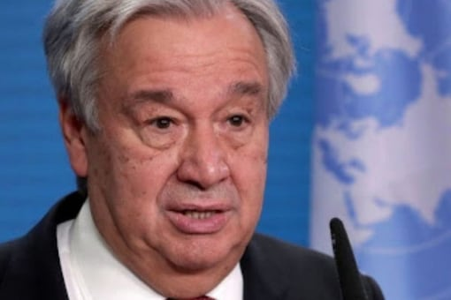 Antonio Guterres said that the world is watching the situation in Afghanistan with a very heavy heart and deep disquiet about what lies ahead. (File photo)
