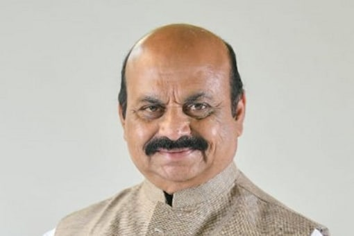 Karnataka CM Basavaraj Bommai tabled the Karnataka Religious Structures (Protection) Bill, 2021, after it was approved during a cabinet meeting earlier in the day. (Image: Twitter - Basavaraj S Bommai- @BSBommai)