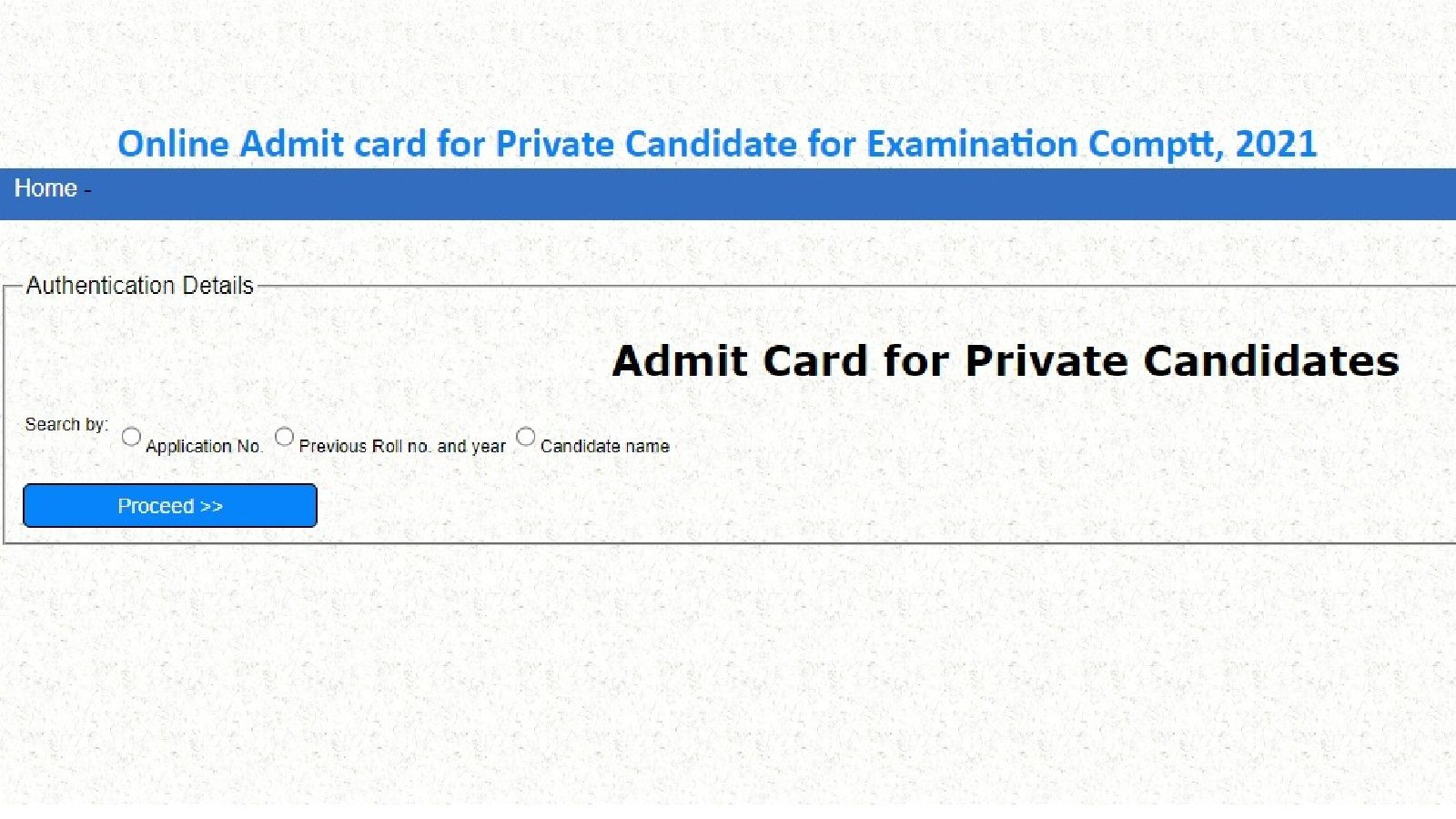 CBSE Private, Compartment Exams Admit Cards Released: Steps to Download