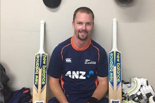 Batsman Colin Munro has been left out of New Zealand's T20 World Cup squad (Instagram Photo)