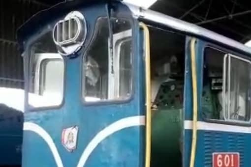 The Toy Train, which was declared a UNESCO World Heritage Site in 1999, is one of the prime tourist attractions of Darjeeling. (Image: News18)