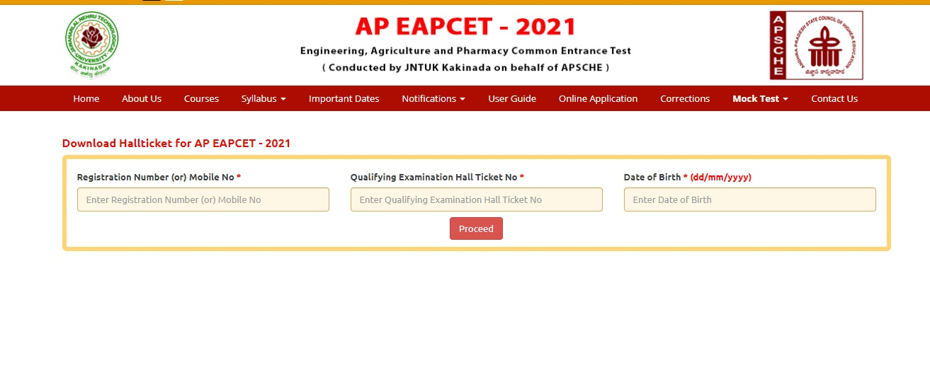 Know how to download, exam pattern
