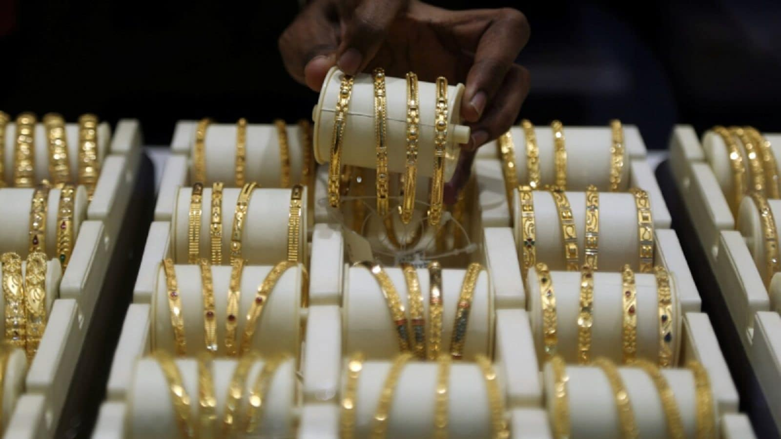 Gold Price Today Below Rs 47,300; Rs 8,900 Down from Record High; Time to Invest?