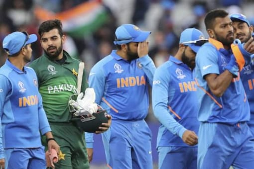 India have won 14 out of 17 matches against Pakistan in ICC events.