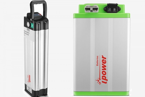 iPower is a maker of lithium-ion batteries in India for 2 and 3-wheelers.