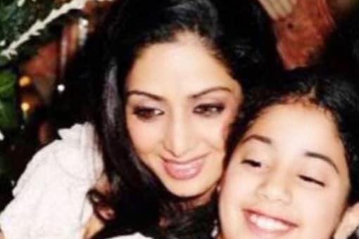 Janhvi Kapoor remembers Sridevi