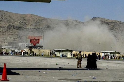 The US officials had warned of the possibility of a terror attack in coming days near Kabul airport and had appealed people to leave the place. (File photo/News18)