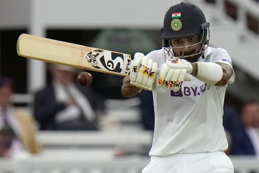 KL Rahul in action on Day 1 of Second Test (Photo: AP)