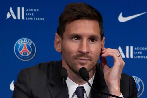 Lionel Messi will have to further wait for his  PSG debut. (AP Photo)