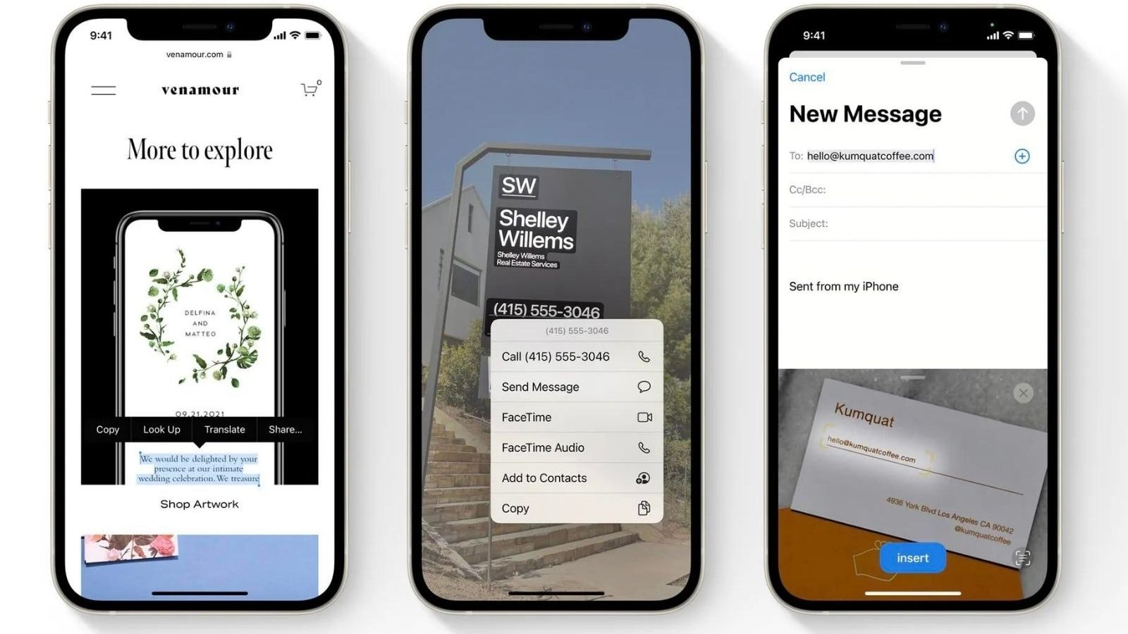 This Is How LiveText On iOS 15 For iPhone Will Let You Copy Text From Any Image