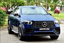 Mercedes-AMG GLE 63 S 4MATIC+ Coupé Launched at Rs 2.07 Crore, 12th AMG in India