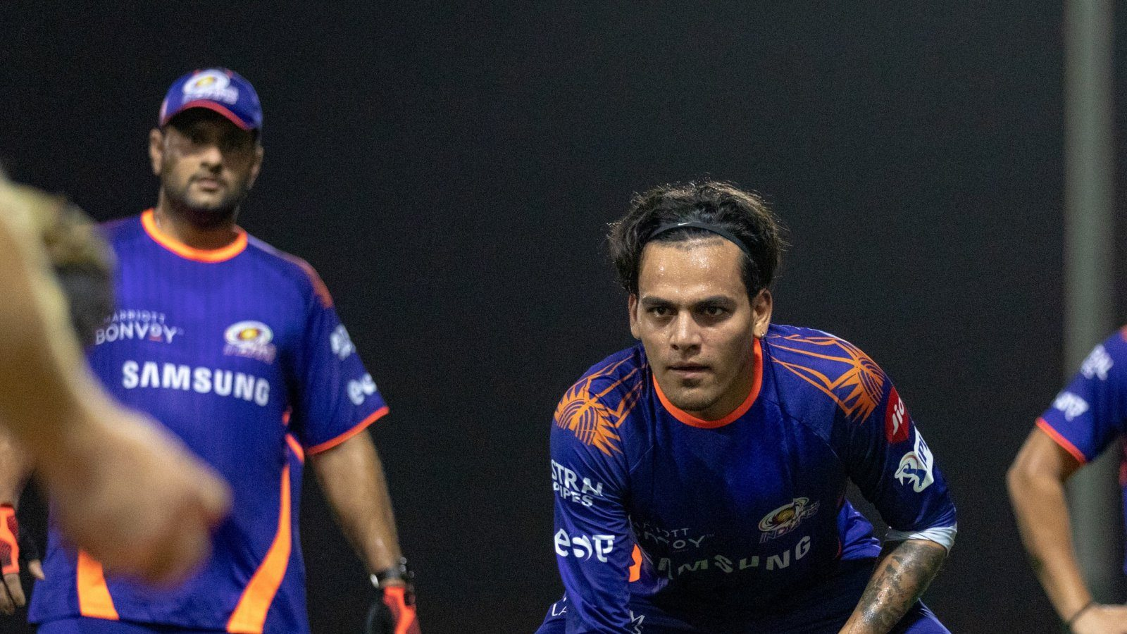 Mumbai Indians dominate the Indian team with six players