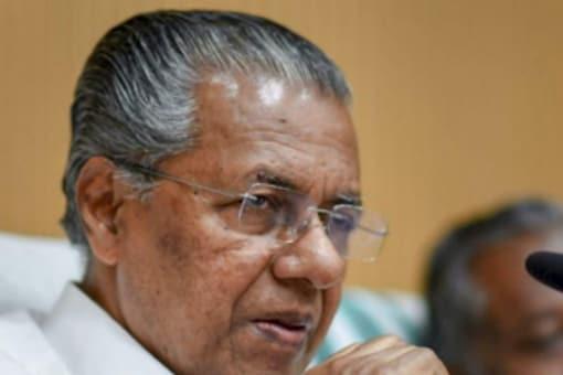 Kerala CM Pinarayi Vijayan urged officials to give special focus on curbing such trends via social media platforms. (File photo/PTI)