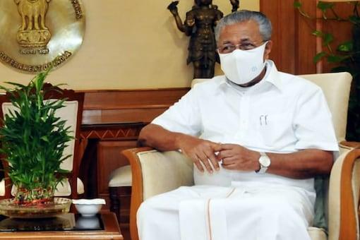 Kerala CM Pinarayi Vijayan claimed the preventive measures taken by the state have worked. (Image: Twitter/ @vijayanpinarayi)