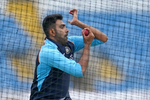 R Ashwin hasn't played a single game in the series.