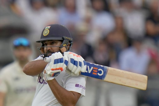 Rohit Sharma was out for 21 in the second innings. (AFP Photo)
