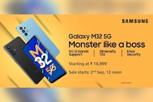 Samsung Galaxy M32 Launched With MediaTek SoC, 5,000mAh Battery: Price, Specs & More