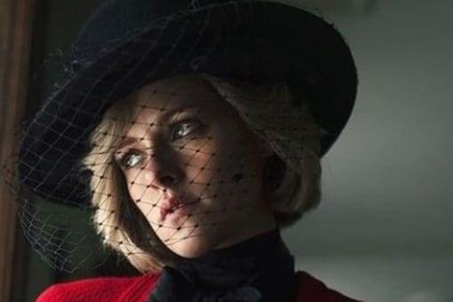 Kristen Stewart as Princess Diana in Spencer trailer.
