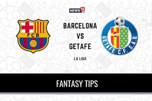 La Liga: Barcelona vs Getafe
