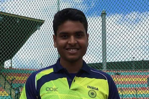 India's discus thrower Yogesh Kathuniya (Twitter)