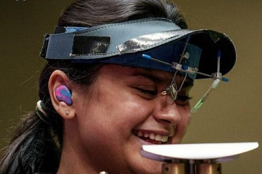Indian para shooter Avani Lekhara has won two medals at Tokyo Paralympics. (Twitter)
