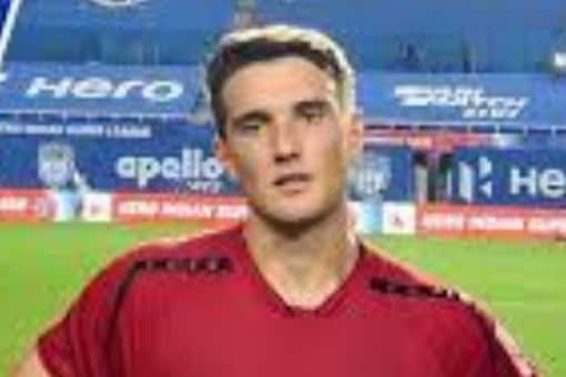 Dylan Fox moved from NEUFC to FC Goa (ISL)