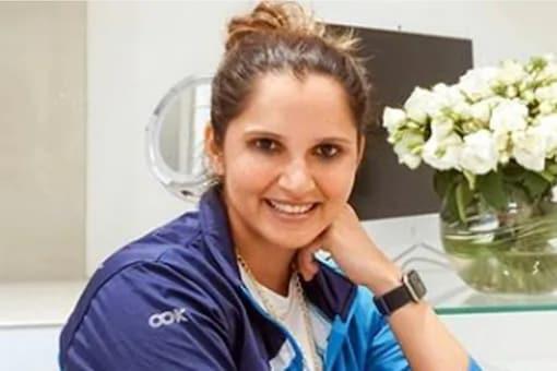 Sania had entered the Tokyo Olympics teaming up with Ankita Raina.