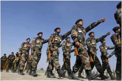 Joint training is believed to be critical for the achievement of a common military objective. (Image: News18)
