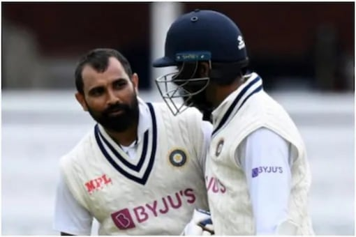 With the wicket of Rory Burns, Shami picked up 100 wickets in SENA countries.