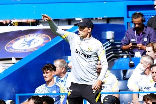 Thomas Tuchel said Chelsea were not Premier League title contenders yet. (AP Photo)