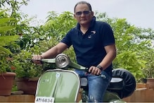 Twitter users troll Mohammad Azharuddin for referring to Stuart Broad's father in his latest Tweet