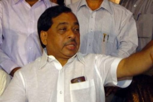 Narayan Rane was speaking at a rally in Ratnagiri district. (AFP)